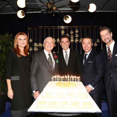 Brooks Brothers 200. Yıl Gecesi