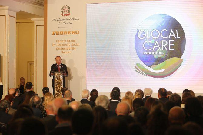 Ferrero Basın Lansmanı