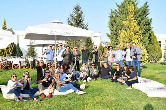 Kavaklıdere Cote's d'Avanos Vineyard Trip
